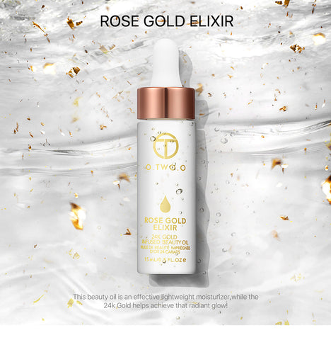 24k Rose Gold Elixir