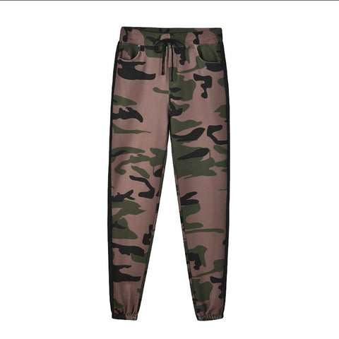 LORDXX Camo Pants