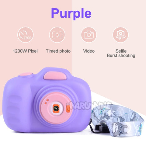 Timed Shooting Camera Toy