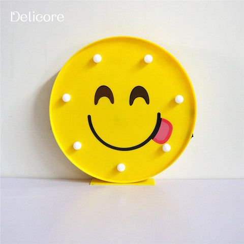 Emoji Night Light