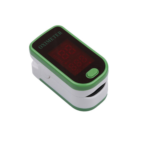 Fingertip  OLED Heart Rate Monitor
