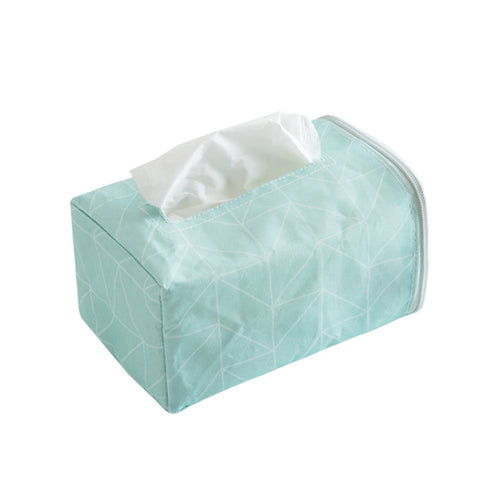 Car Seat Tissue Organizer Box