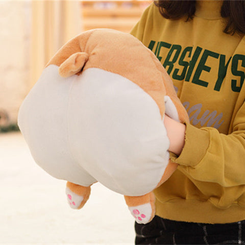 Corgi Butt Hand Warmer & Pillow