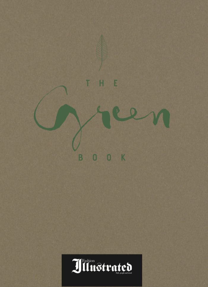The Green Book (Fashion Illustrated) | COVERAGE | Caralarga