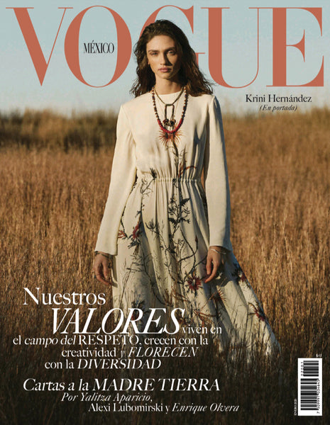 Vogue México Magazine | COVERAGE | Caralarga