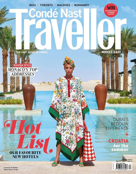 Condé Nast Traveller Magazine Middle East