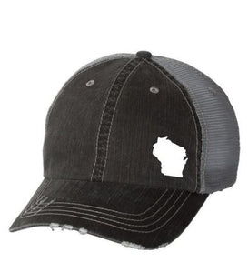 Wisconsin Trucker Hat