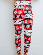 Load image into Gallery viewer, Premium Holiday Leggings (+ colors) FINAL SALE