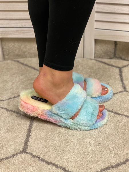 Corset Slippers (+Colors) FINAL SALE