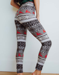 Premium Holiday Leggings (+ colors) FINAL SALE
