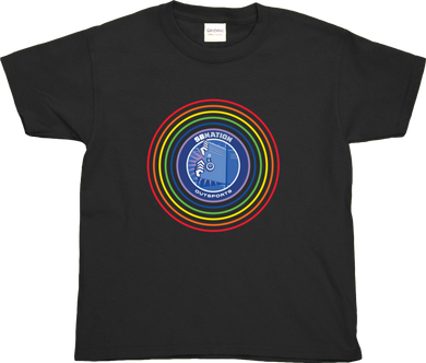 Outsports Rainbow Youth Tee