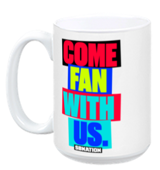 SB Nation Fan Mug