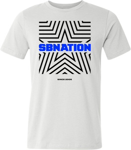 Men's Star Tee (White)