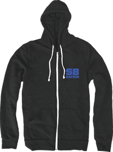 SB Nation Zipper Hoodie