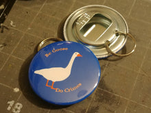 Untitled Goose Keychain Bottle Opener