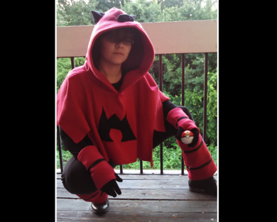 Team Magma Cosplay - Pokemon Ruby/Sapphire Version