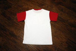 Alola t-shirt- Trainer Red