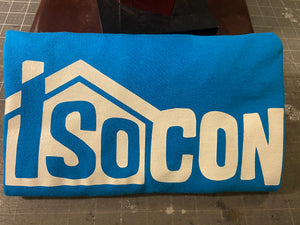 Isocon Shirts and Badges