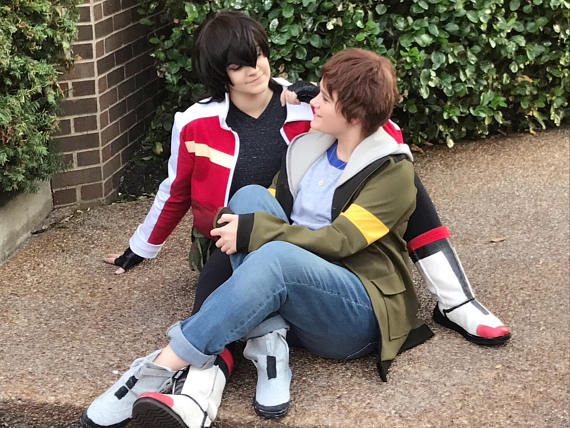 Red Paladin OR Blue Paladin Jacket