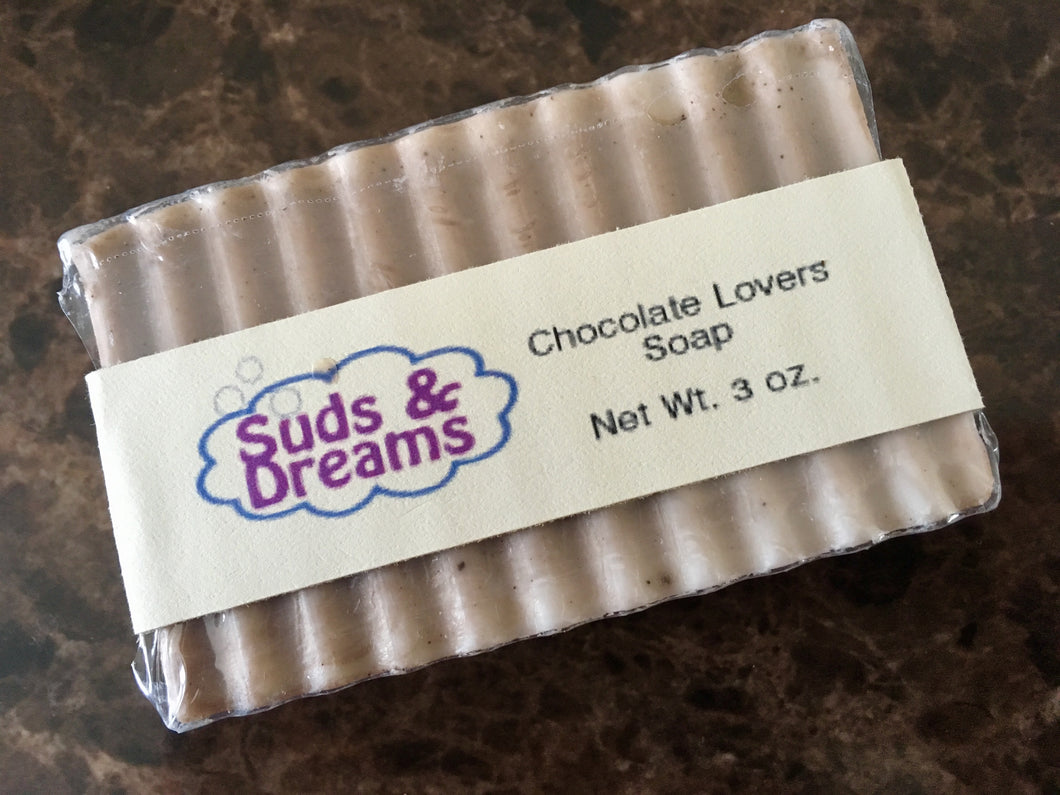 Chocolate Lovers Soap