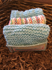 Wash Cloth Set -01