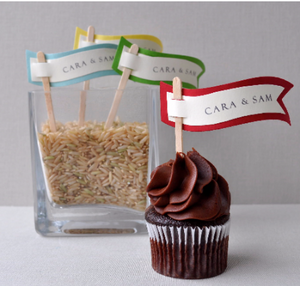 Carnival Cupcake Toppers