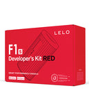 LELO F1S DEVELOPER'S KIT RED