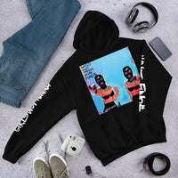 Girls Just Wanna Have Fund$ Printed Sleeve Hoodie