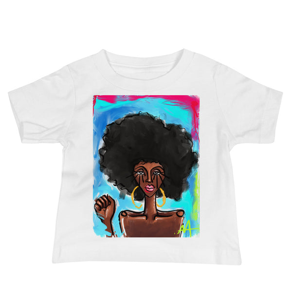 Black Girl Magic Baby Jersey Short Sleeve T-Shirt