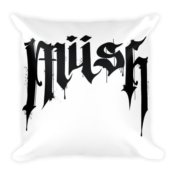 He Seemed Like A good Idea At the Time Mush Square Pillow