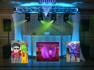Elite Package DJ, Party Hour, & Photo Booth