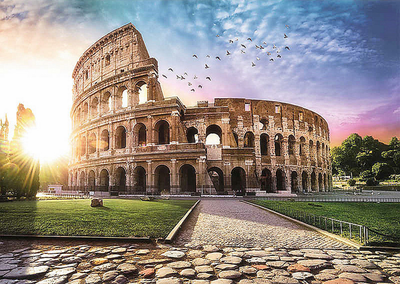 Colosseum - Diamond Painting Kit