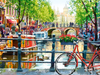 Amsterdam Canal - Diamond Painting Kit