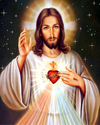 Jesus Glow - Diamond Painting Kit