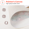 Unique Camellia Flower - Paint by Numbers Kit