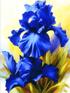 Spring Flowers 2 - Diamond Painting Kit