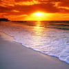 Sunset Waves - Diamond Painting Kit