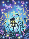 Lantern - Paint By Numbers Kit