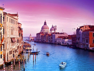 Venice Watertown - Diamond Painting Kit