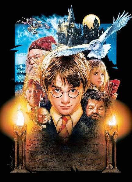 Harry Potter - Diamond Painting Kit