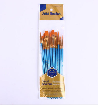 Brushes, small set - Tools