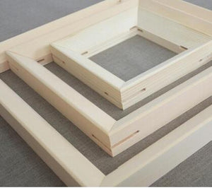 Unfinished Wooden Frame
