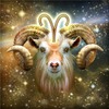 Zodiac Aries - Diamond Painting Kit