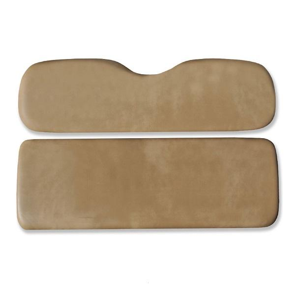 GTW Mach1/Mach2 Rear Seat Replacement Cushion Set (E-Z-Go Tan)