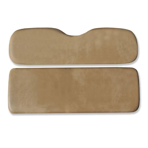 GTW Mach1/Mach2 Rear Seat Replacement Cushion Set (Yamaha G Series Tan)