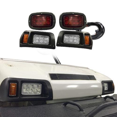 Madjax LED Light kit - Fits Club Car DS (1982-UP)