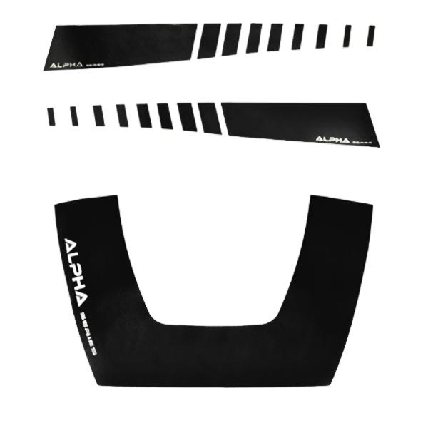 Alpha Series Body Decal Kit