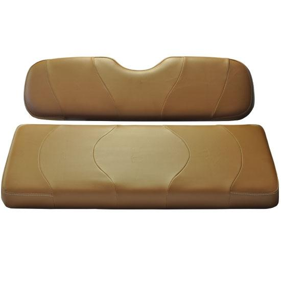 Madjax Wave Moroccan Two-Tone Genesis 150 Rear Seat Cushions
