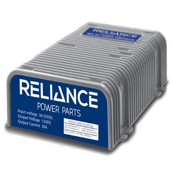 Reliance 36v/48v-12v Power Converter (Universal Fit)