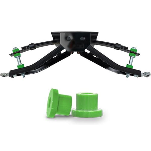 Green A-arm Replacement Bushings for GTW & MJFX Lift Kits